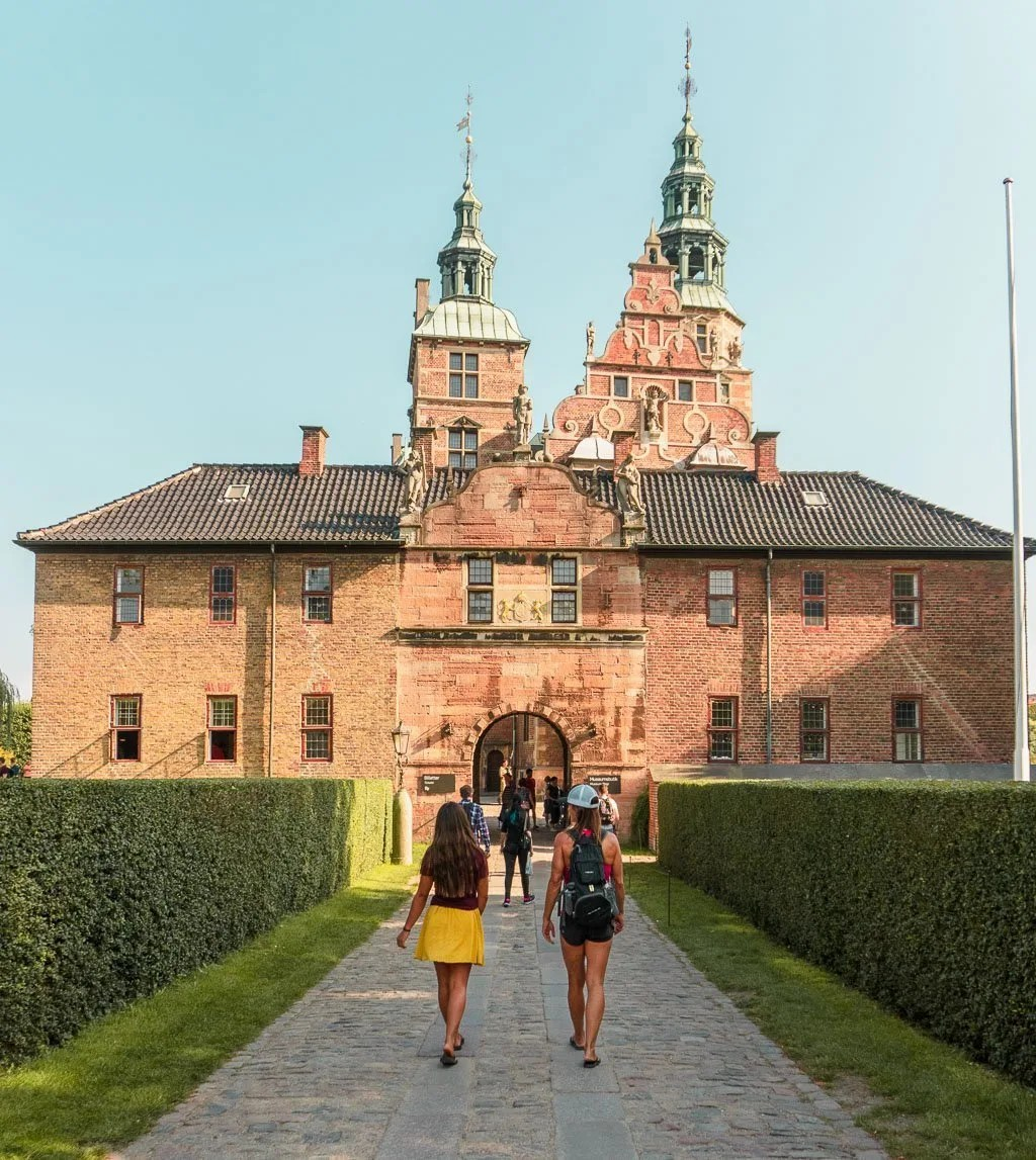 Amalienborg Palace, Copenhagen in 1 day