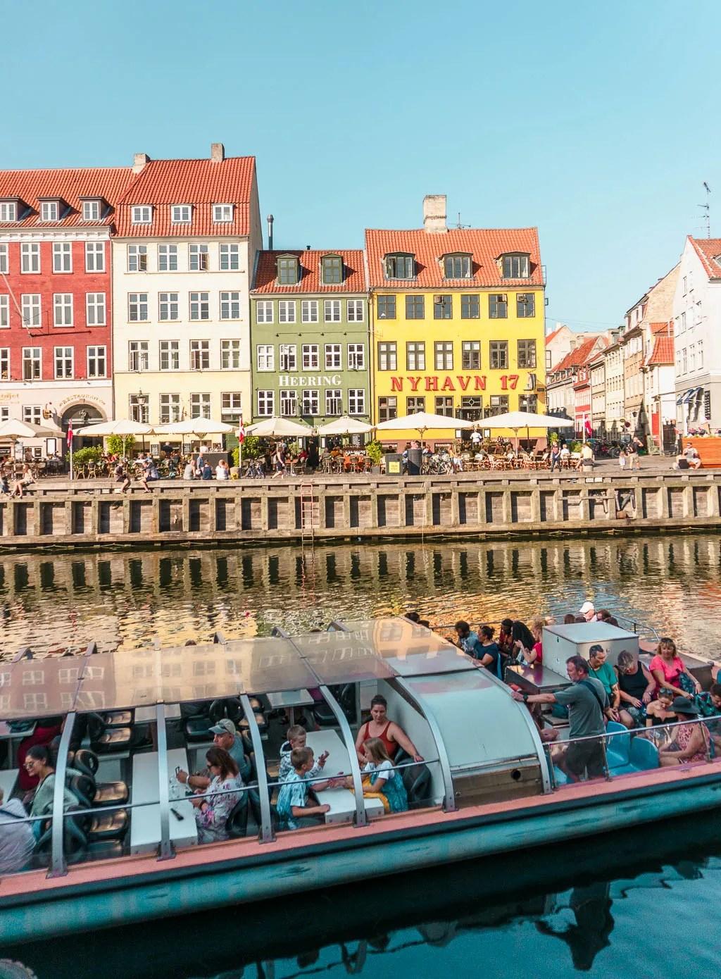 Nyhavn, Copenhagen 1 day Itinerary