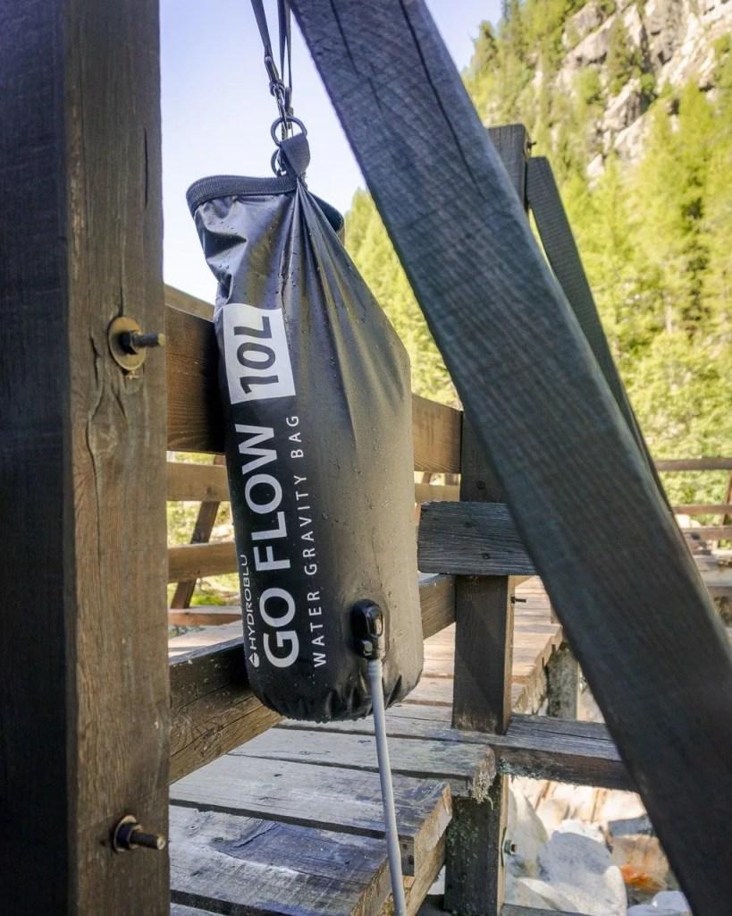 HydroBlu Gravity Bag Water Filter