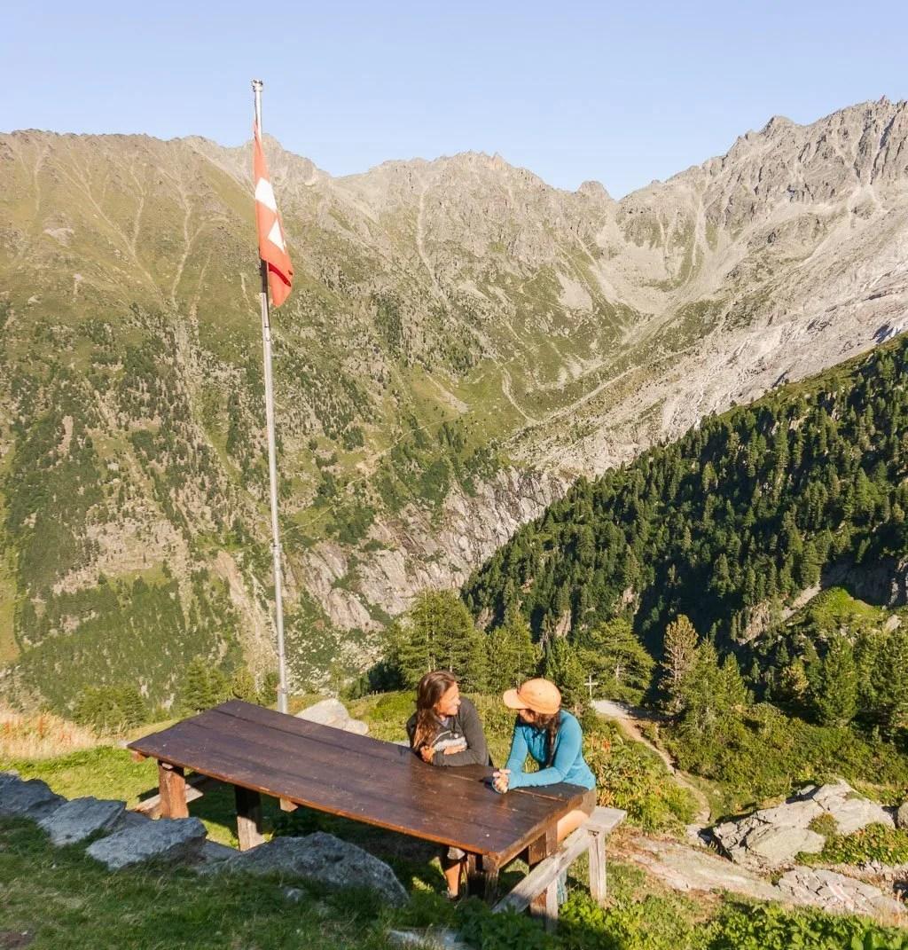 Alt stage 9, Tour du mont blanc