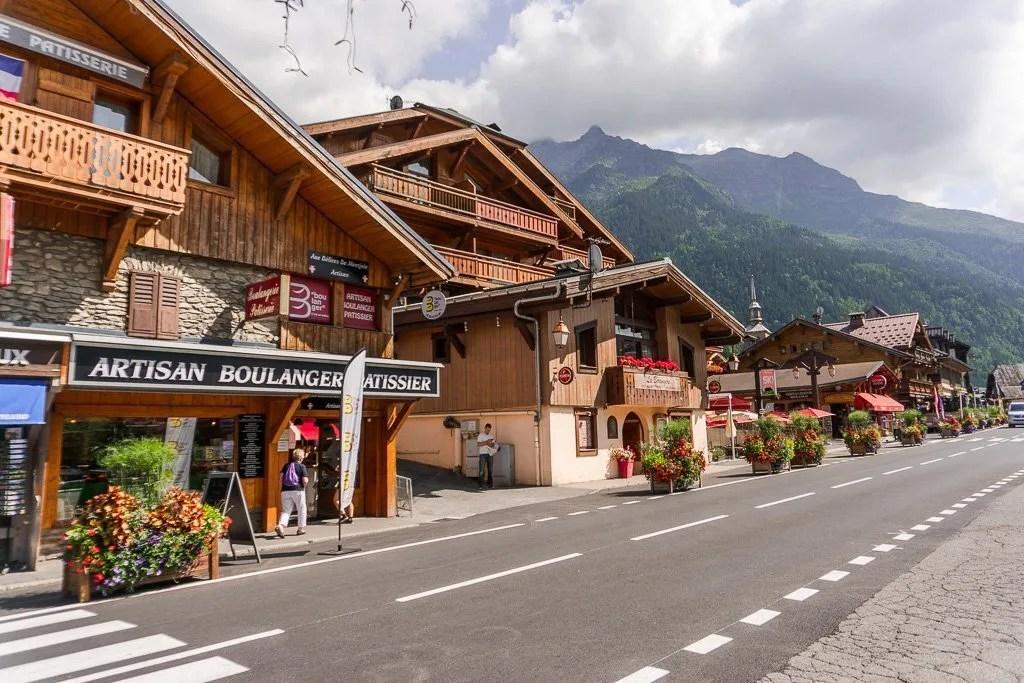 Les Contamines, Tour du Mont Blanc