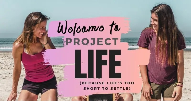 Project Life header pic