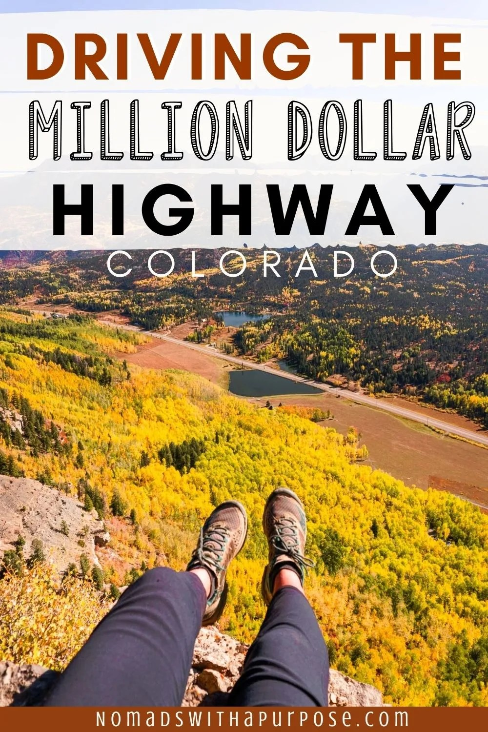 Driving The Mission Dollar Highway Colorado