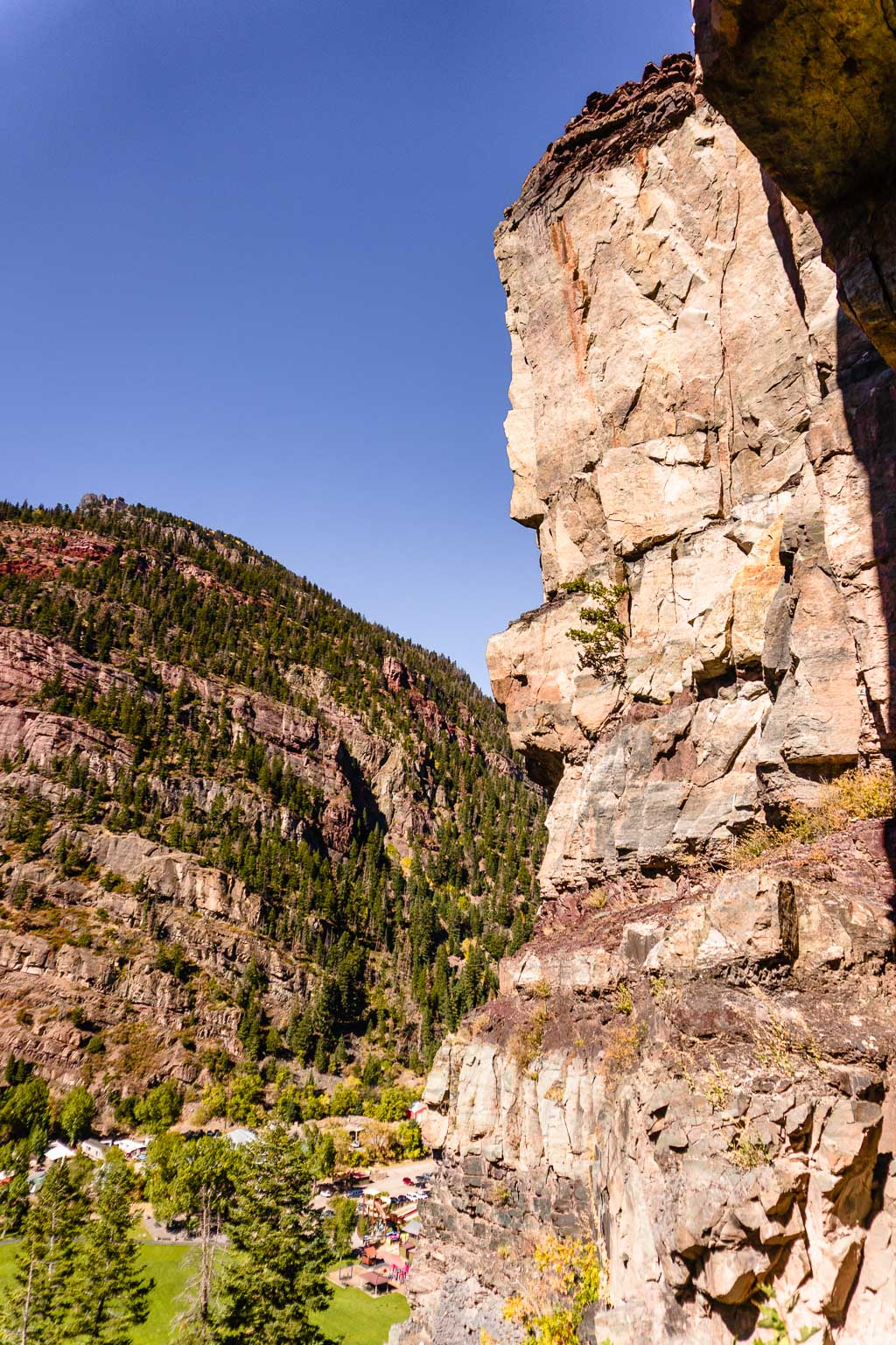 Rock climbing Ouray, Colorado, things to do