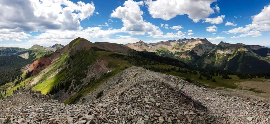 Blackhawk Pass, Colorado Trail, Durango