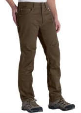 Kuhl free Ryder pants to pack for hawaii