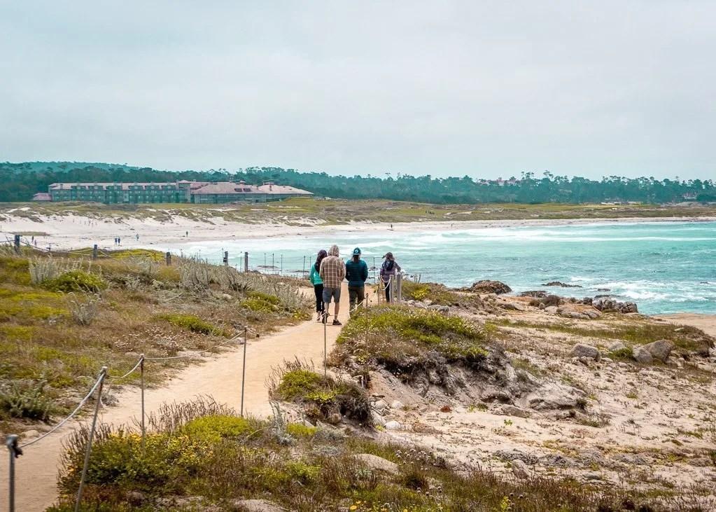 Monterey, West Coast California, road trip