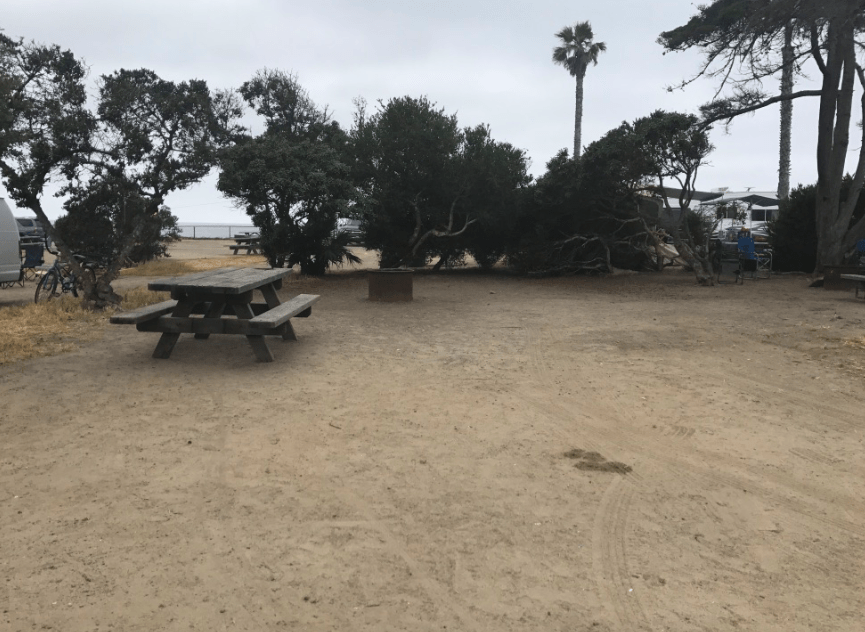 san elijo campground, California best campgrounds