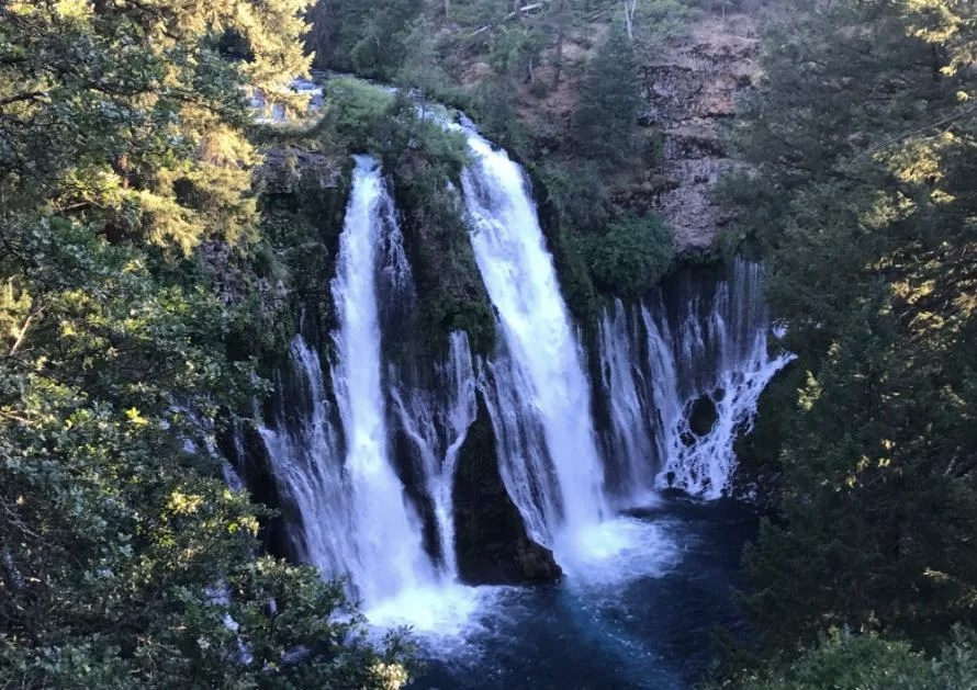 Burney Falls, Best Campground California