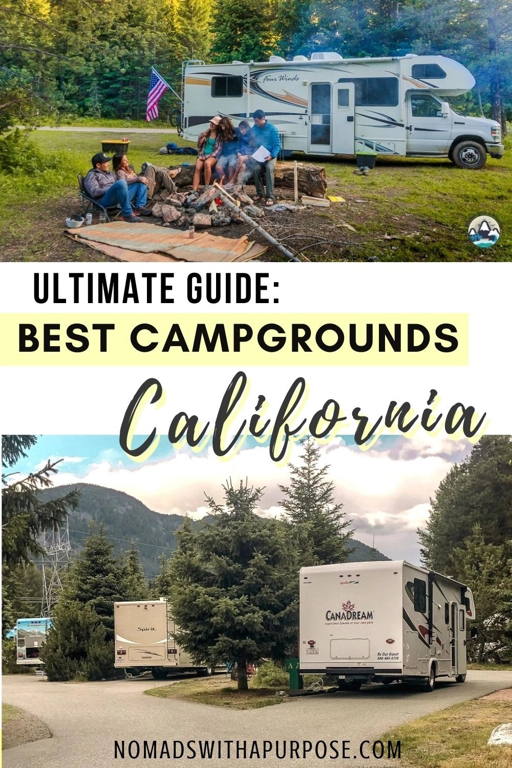 Ultimate Guide: Best Campgrounds California