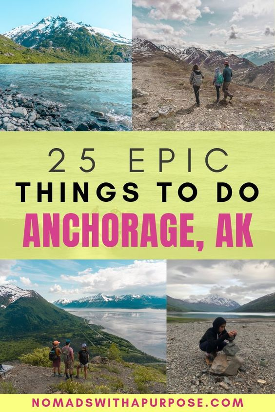 Things to do in Anchorage pin