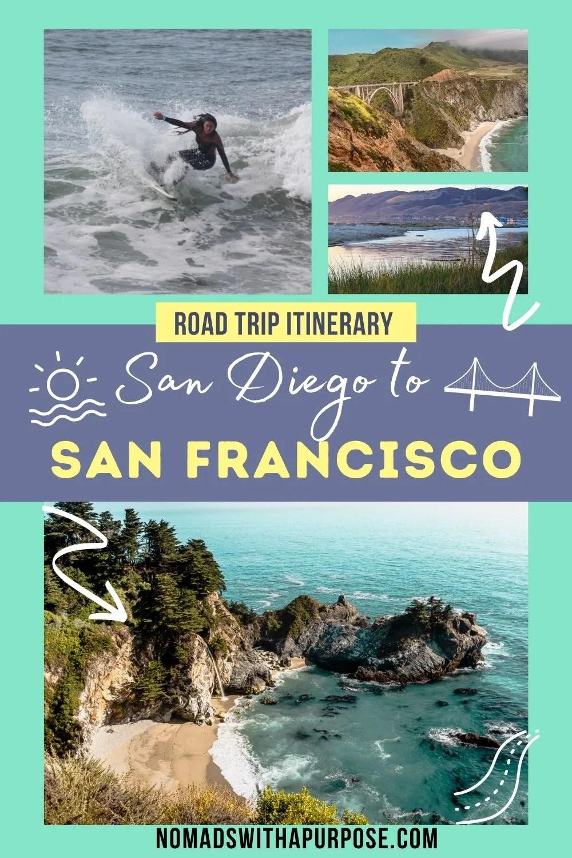 Best-West-Coast-Road-Trip-San-Diego-to-San-Fransisco