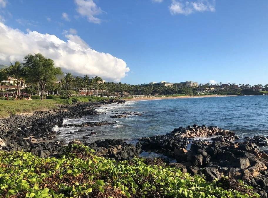 Wailea Pedestrian Path, Maui