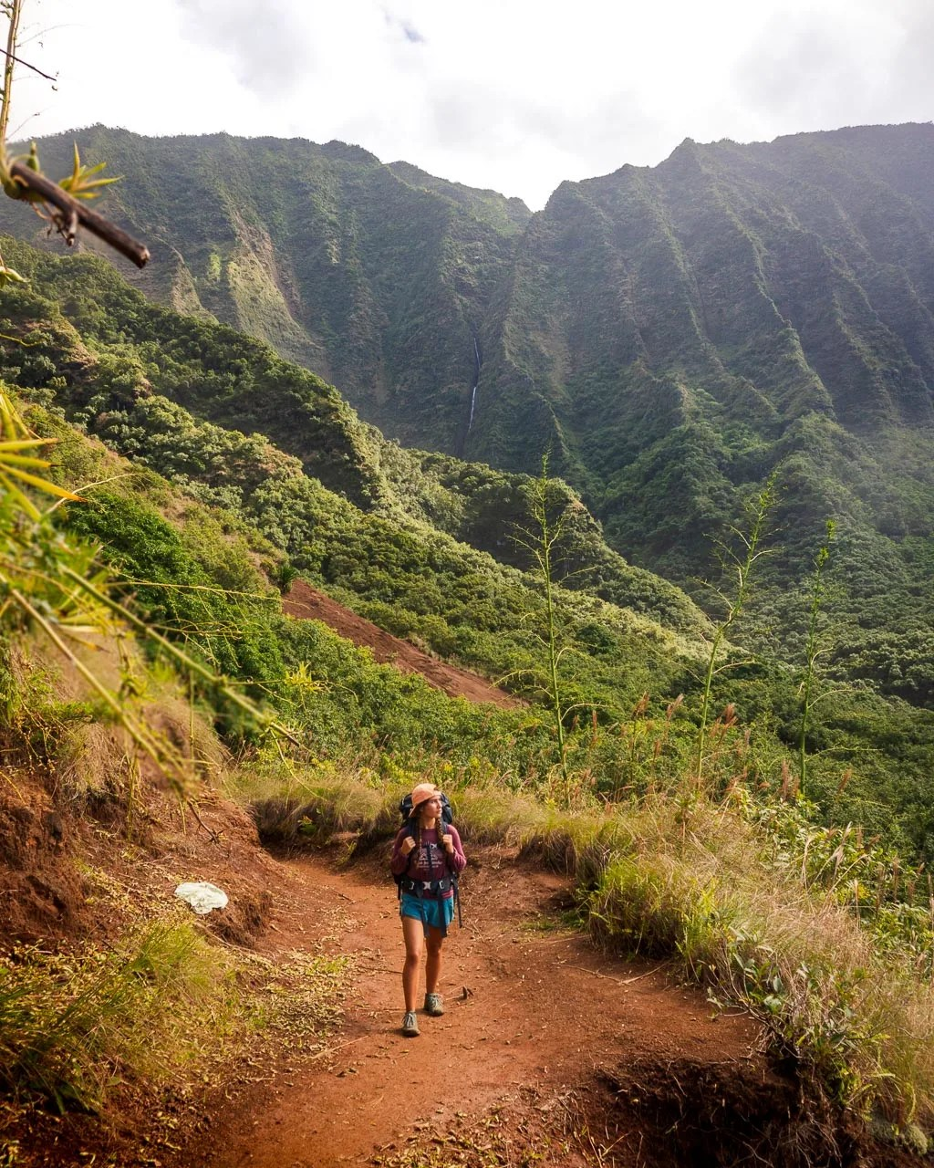 Mile 7, Kalalau Trail