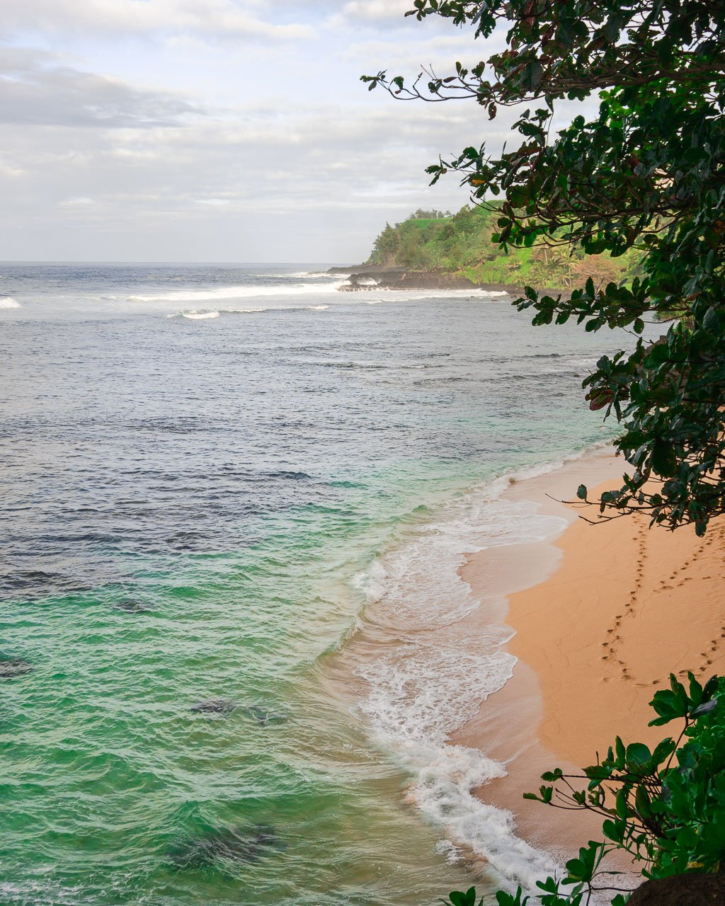Hideaways Beach in Kauai