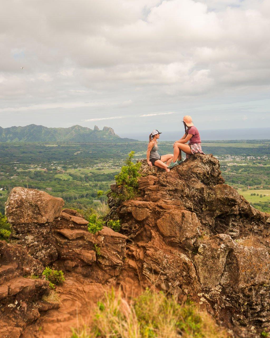 Sleeping Giant, Kauai