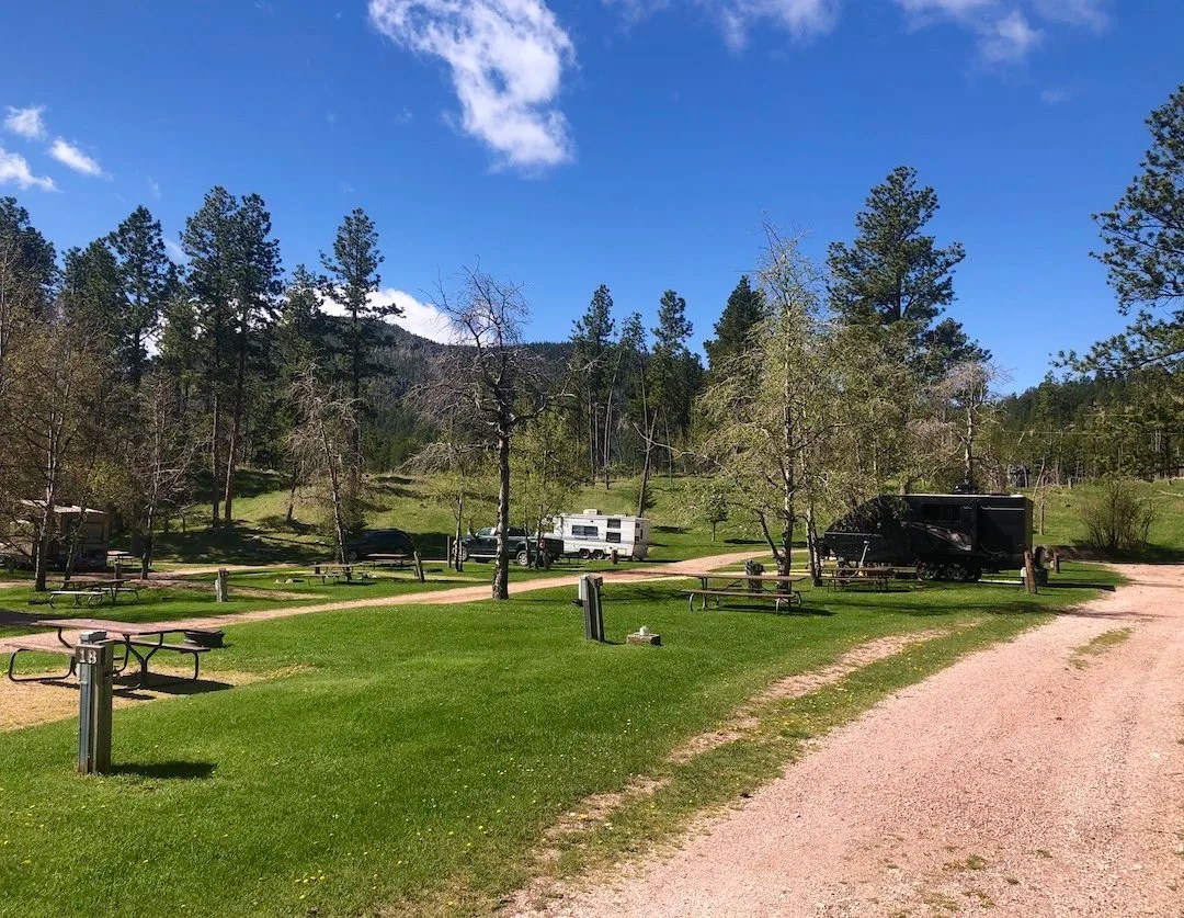 Horsethief Campground and Resort, Black Hills, South Dakota
