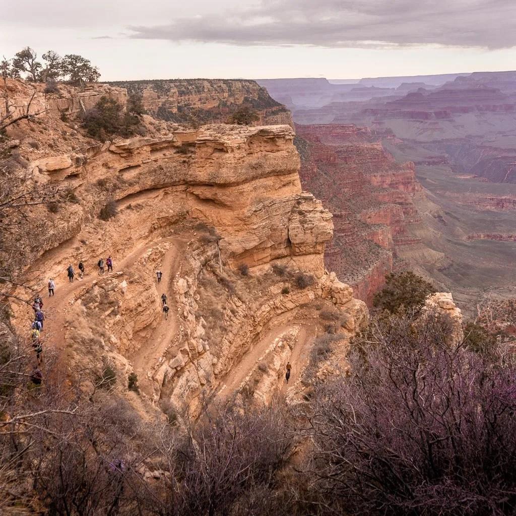 South Kaibab Trail Views