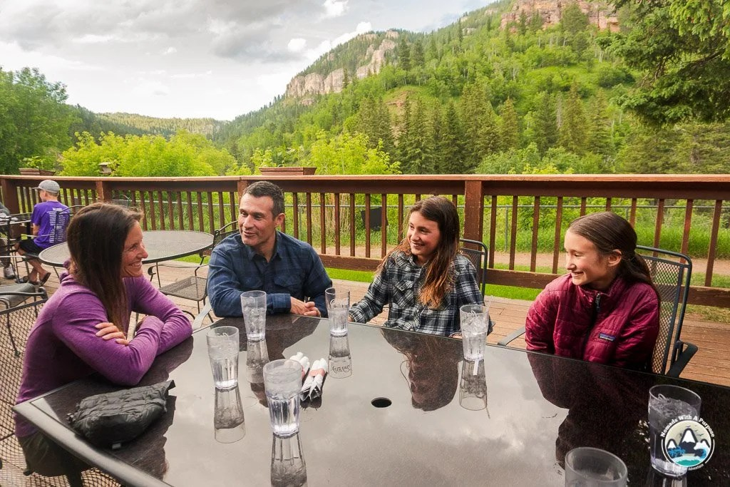 Latchstring Restaurant at Spearfish Canyon