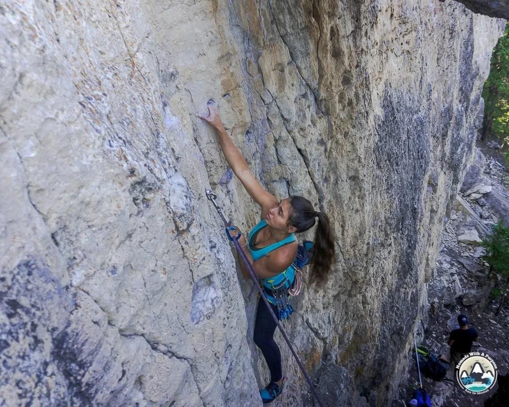 Things to do Black Hills South Dakota Rock Climbing