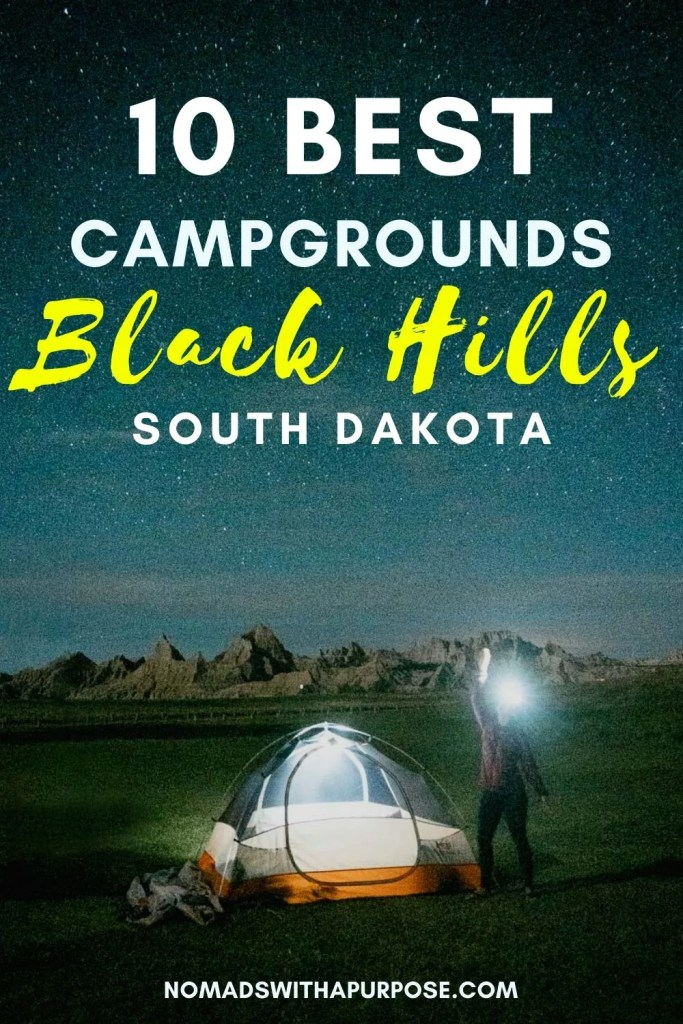 best campgrounds Black Hills