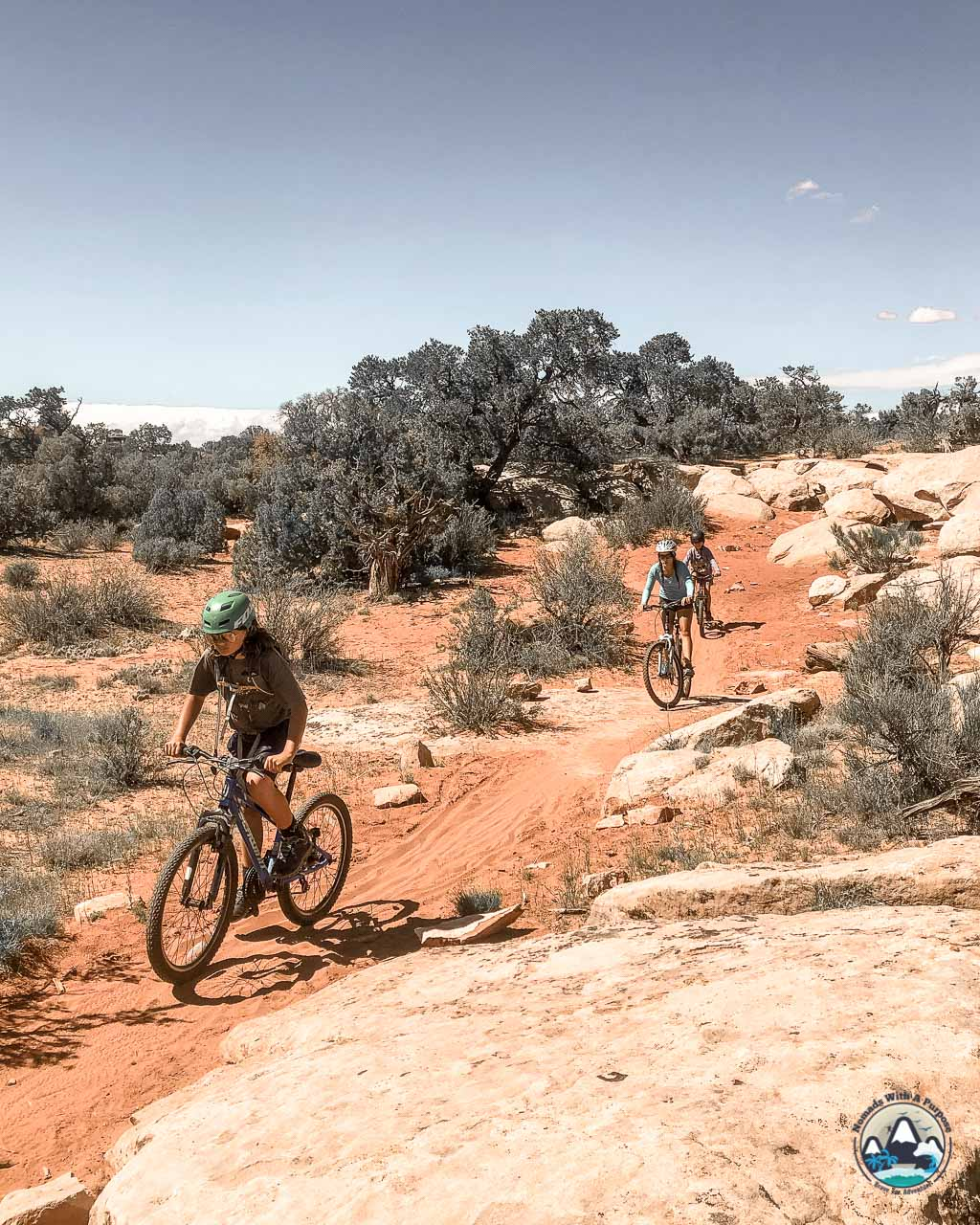 Mountain Bike in Moab as part of your Utah Road Trip Itinerary