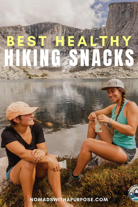 Best Healthy Hiking Snacks