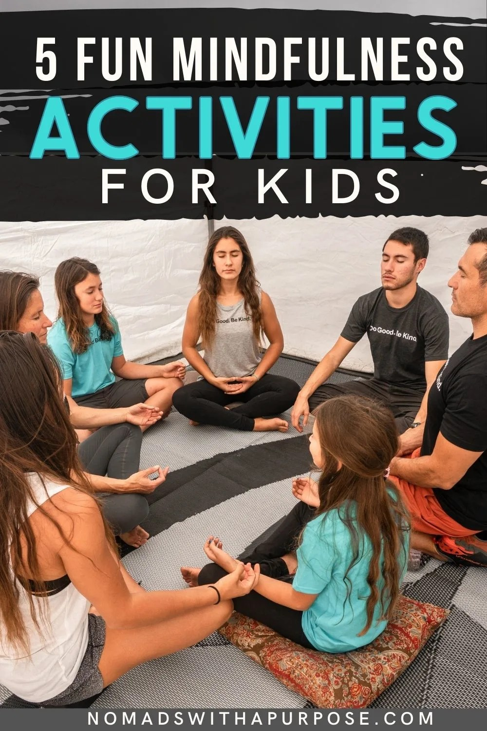 5 Fun Mindfulness Activities For Kids