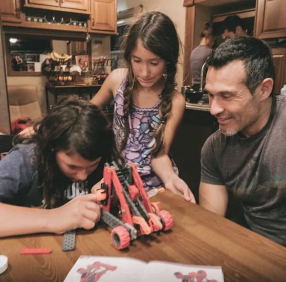 homeschooling kids science