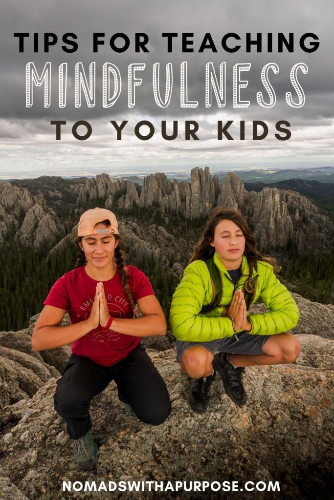 Tips for Teaching Kids Mindfulness