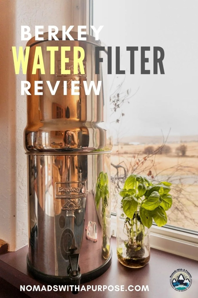 Berkey Water Filter Review
