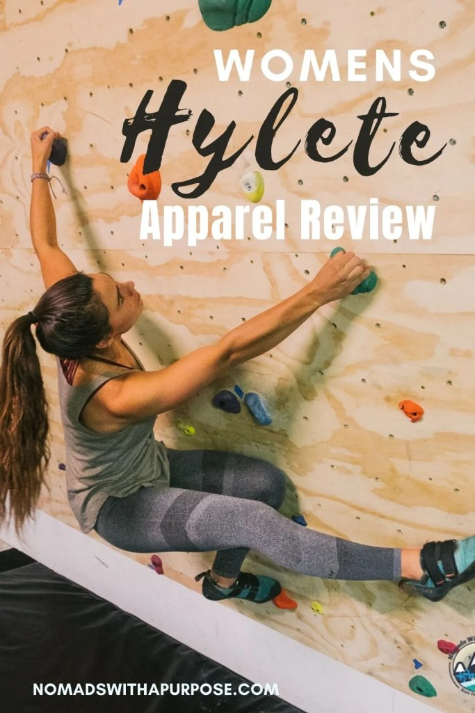 Hylete Leggings and Womens Apparel Review