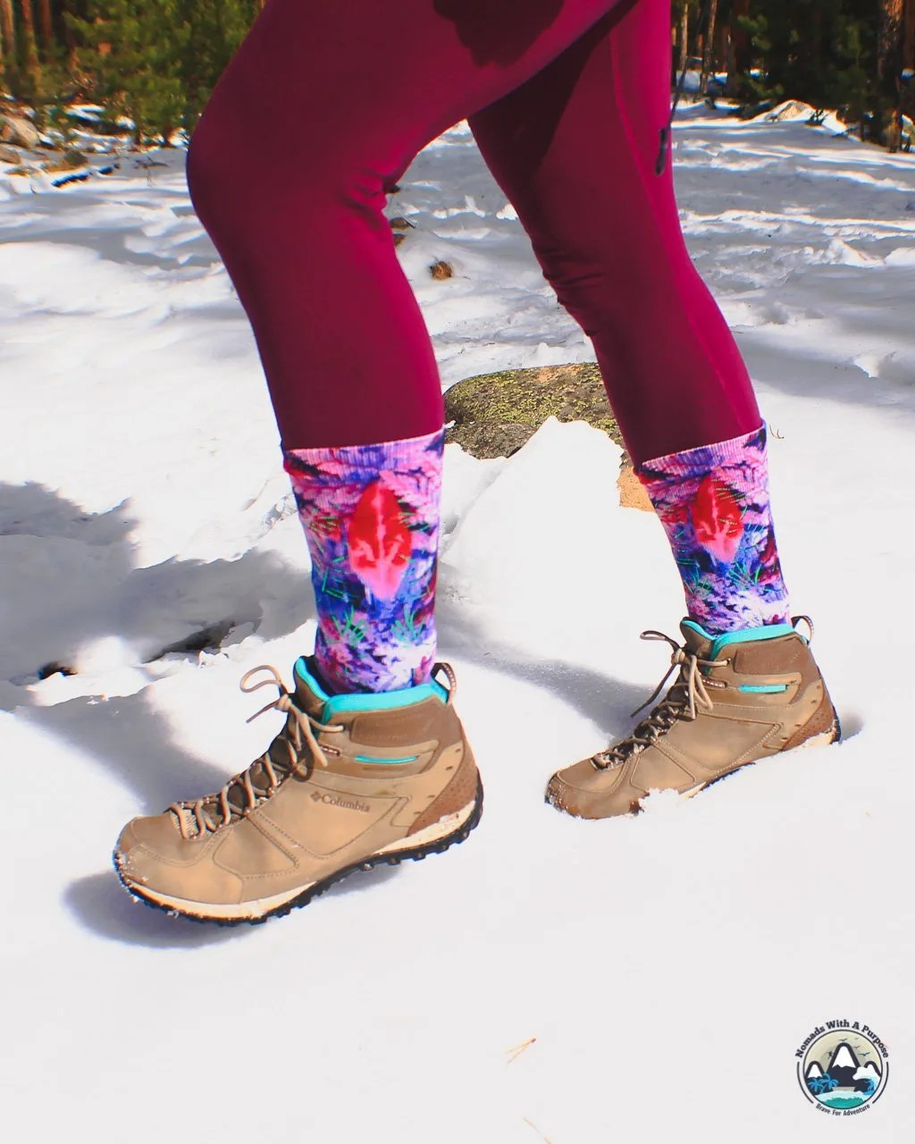 Stance Socks Gift Idea for Hikers