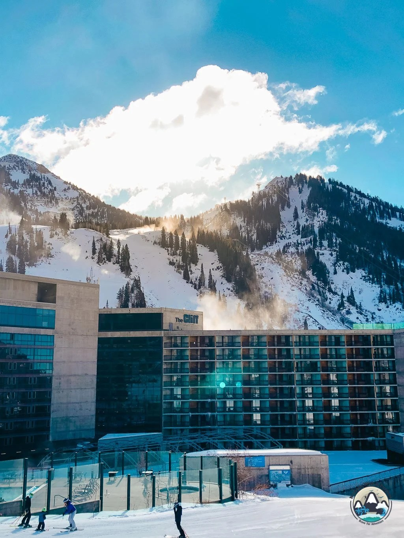Cliff Lodge at Snowbird Resort