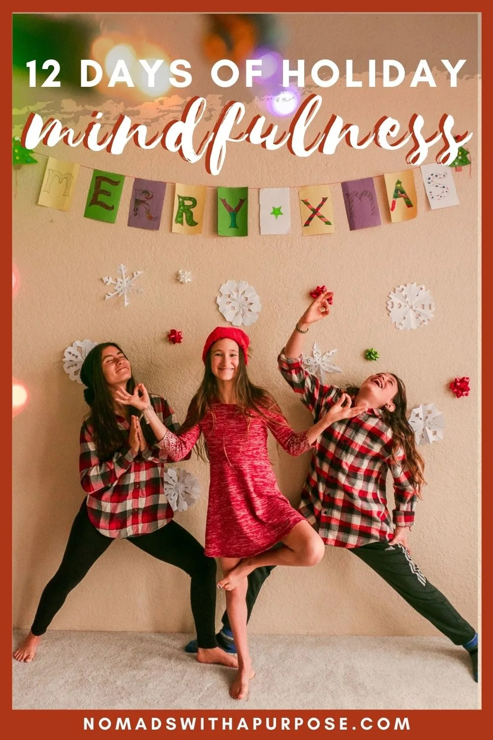 Holiday Mindfulness Activities For Kids