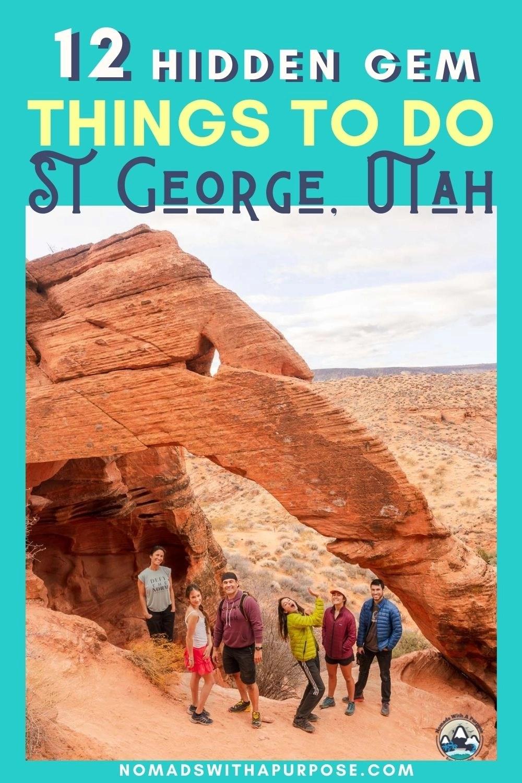 Hidden Gem Things to do St George Utah