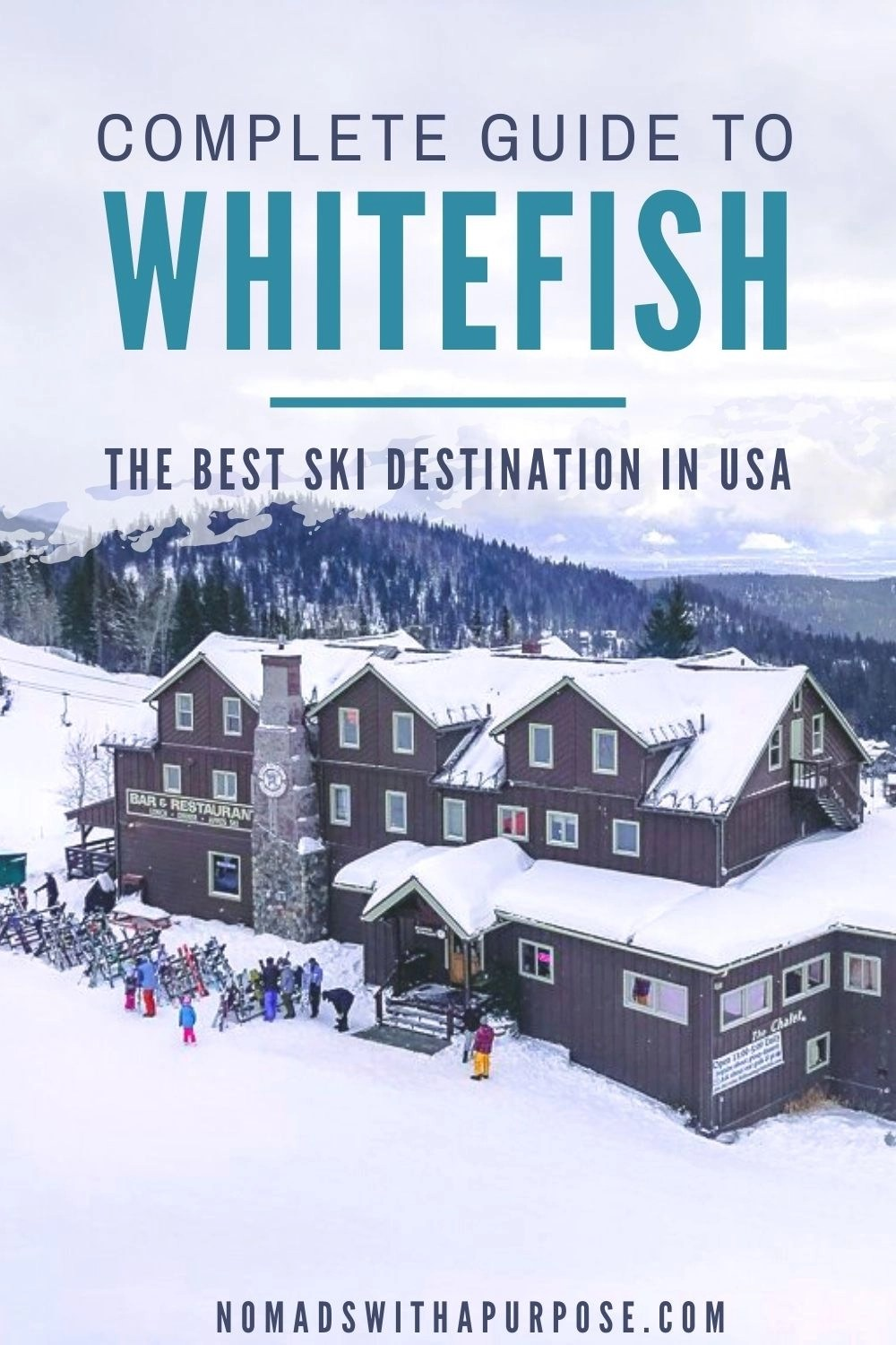 Complete Guide To Whitefish the Best Ski Destination