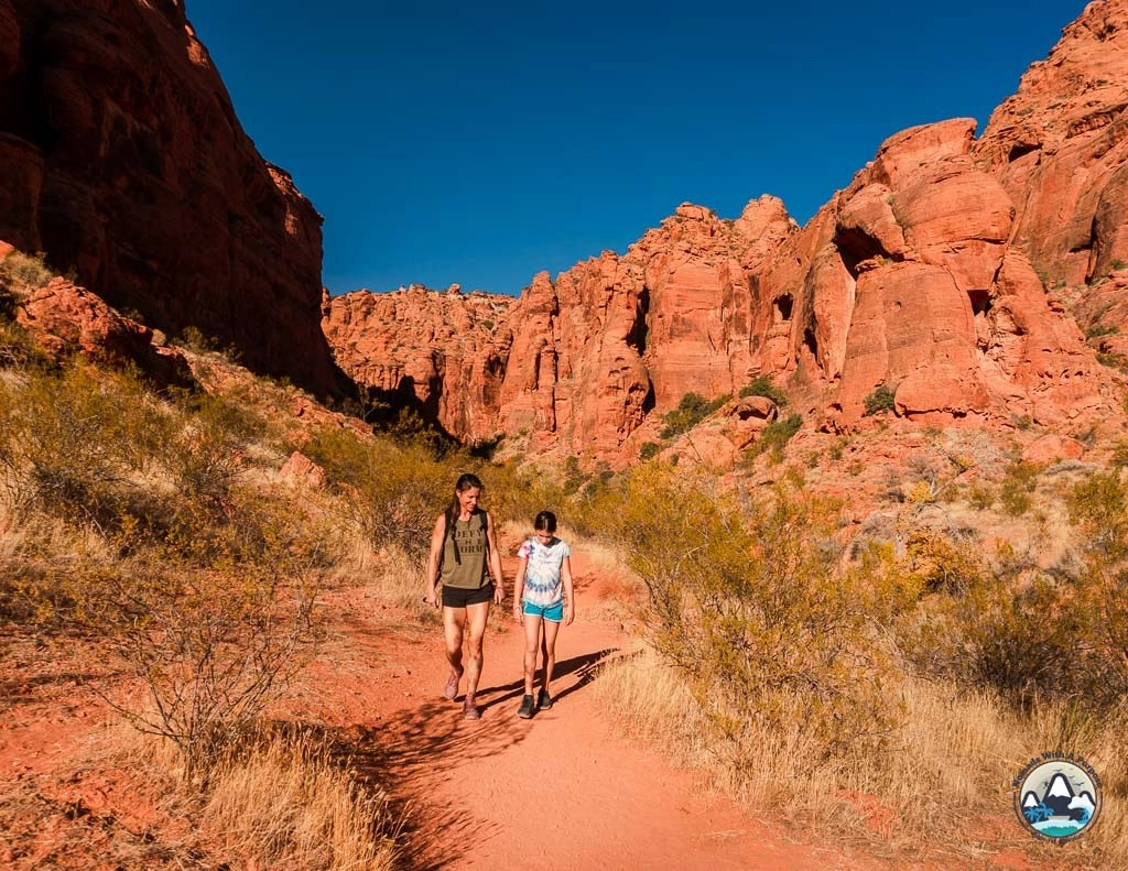 Johnson Canyon, Best Hikes St George