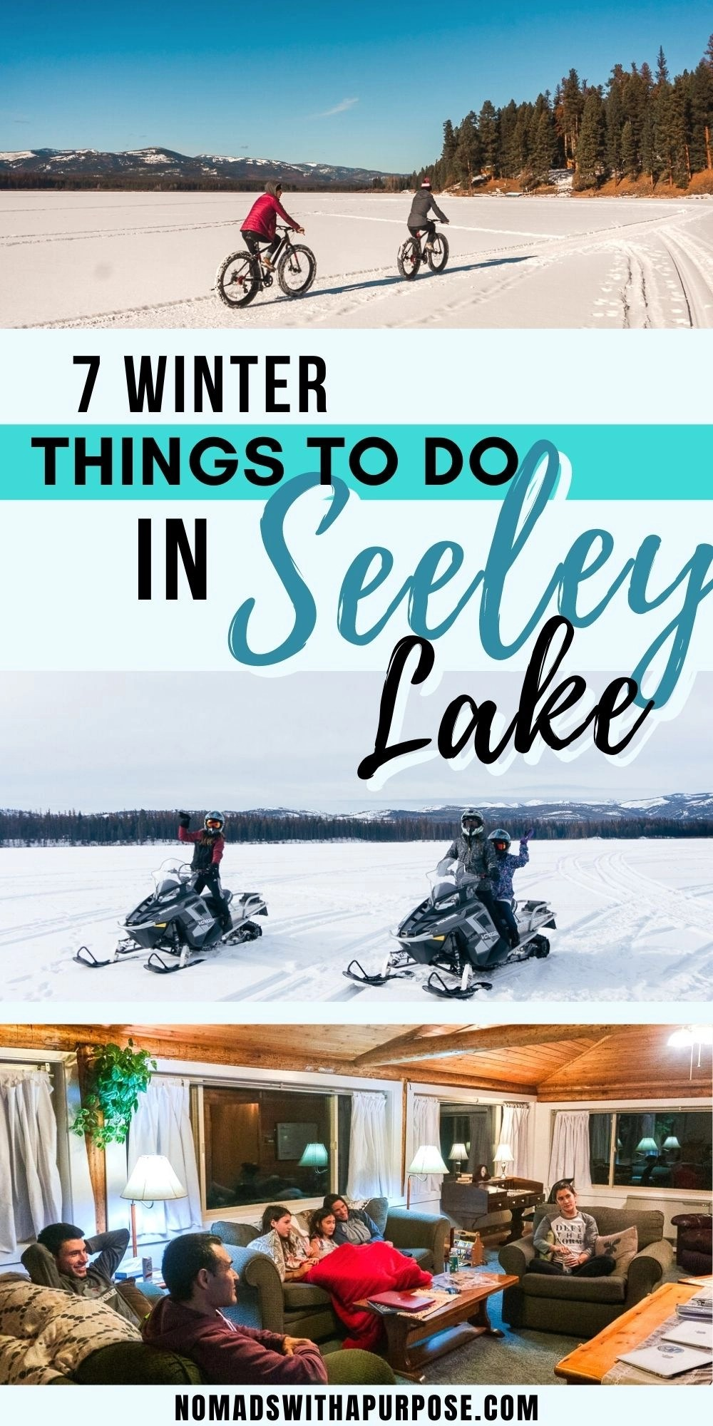 7 Winter Things to Do in Seeley Lake Montana