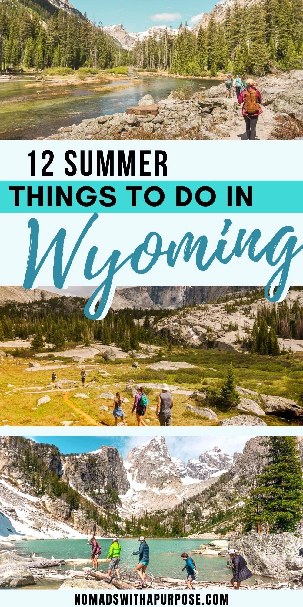 summer things to do Wyoming