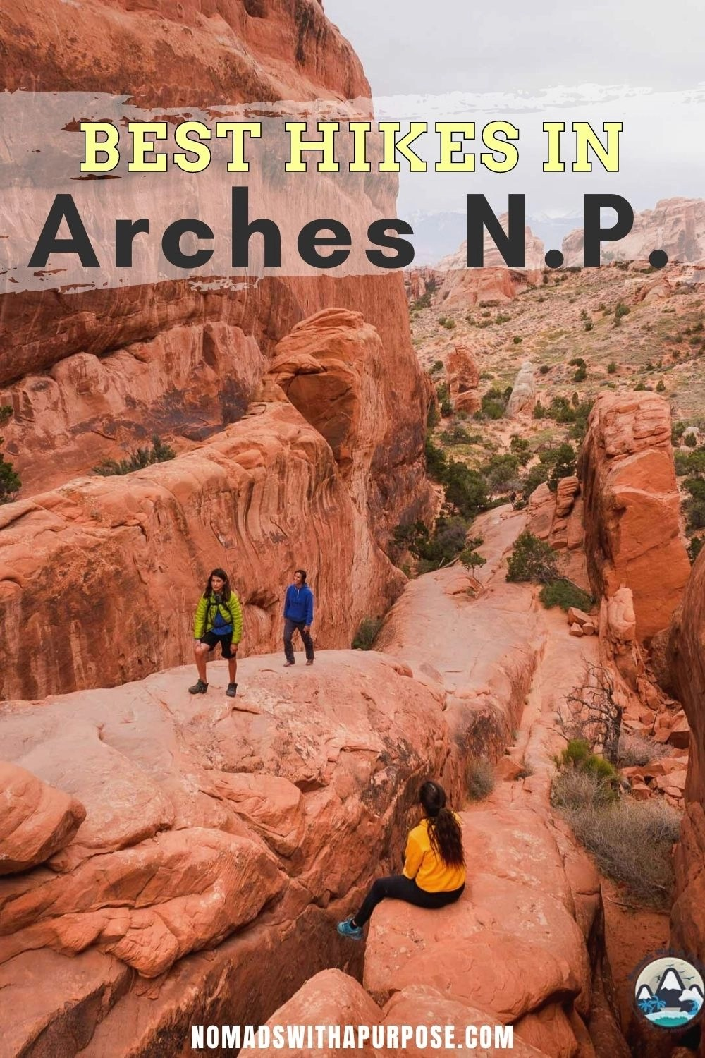 Arches National Park, Best Hikes