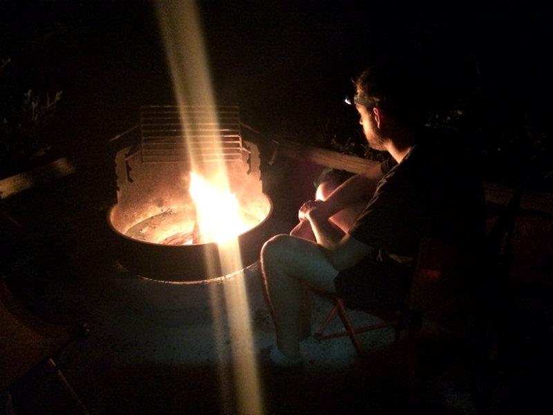Chris fire
