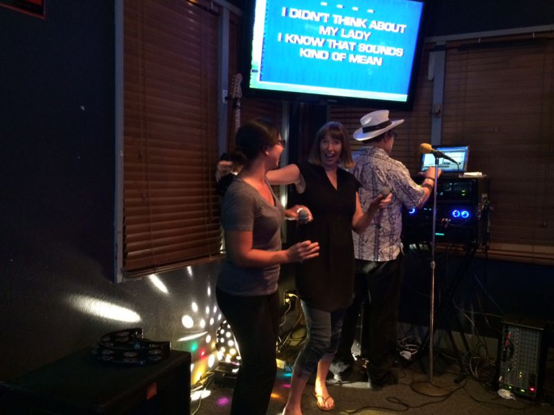 Tamara Courtney Karaoke