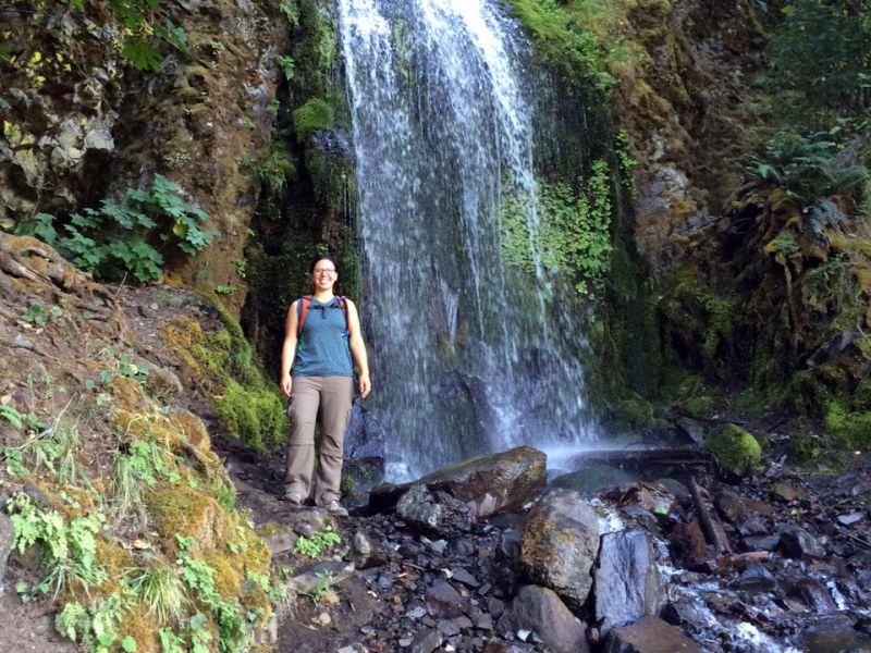 Tamara waterfall