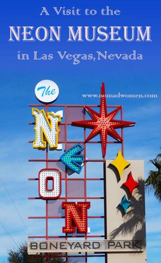 A visit to the Neon Museum pin1