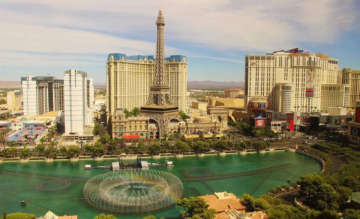 Flash! Get 5-Star Hotel Rooms In Las Vegas For Less Than