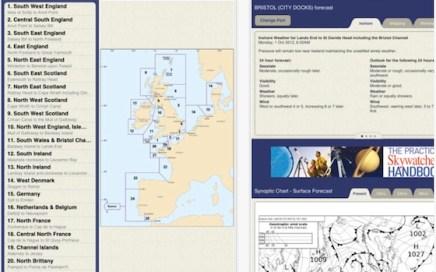 Reeds Almanac iPad versie