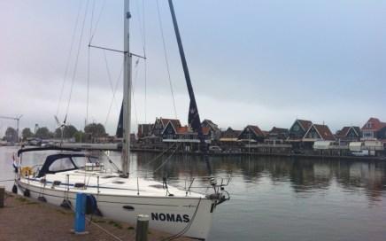 Nomas in Volendam