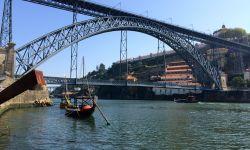 Porto - brug over de Doura