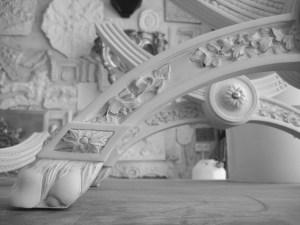Atelier du nombre d'or. Réalisation de maquettes et prototypes.